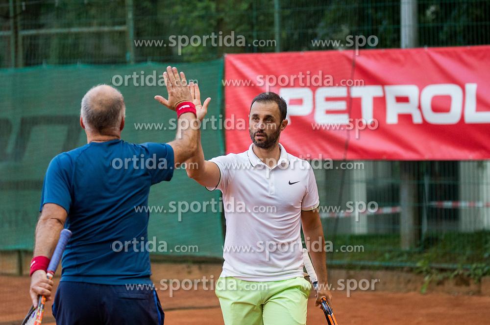 Aljaz Kos at Petrol VIP tournament 2018, on May 24, 2018 in Sports park Tivoli, Ljubljana, Slovenia. Photo by Vid Ponikvar / Sportida