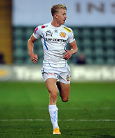 Rugby Union - 2019 / 2020  Gallagher Premiership - Northampton Saints vs Exeter Chiefs <br /> <br /> Josh Hodge of exeter making his debut, at Franklin Gardens.<br /> <br /> COLORSPORT/ANDREW COWIE