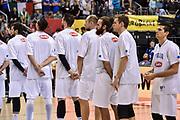 DESCRIZIONE : Berlino Berlin Eurobasket 2015 Group B Germany Germania - Italia Italy<br /> GIOCATORE : Team Italia Italy Inno<br /> CATEGORIA : Before Pregame<br /> SQUADRA : Italia Italy<br /> EVENTO : Eurobasket 2015 Group B<br /> GARA : Germany Italy - Germania Italia<br /> DATA : 09/09/2015<br /> SPORT : Pallacanestro<br /> AUTORE : Agenzia Ciamillo-Castoria/GiulioCiamillo