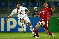 Fotball <br /> FIFA World Youth Championships 2005<br /> Tilburg<br /> Nederland / Holland<br /> 12.06.2005<br /> Foto: ProShots/Digitalsport<br /> <br /> Syria v Canada<br /> <br /> majed al hay nik ledgerwood