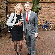 NLD/Naarden/20160325 - Mattheus Passion 2016 Naarden, Maxime Verhagen en partner Annemieke