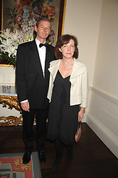 STUART & MARGARET CLARKE at a pub style quiz night in aid of Rapt at Willaim Kent House, The Ritz, London on 25th June 2006.  The questions were composed by Judith Keppel and the winning team won £1000 to donate to a charity of their choice.<br /><br />NON EXCLUSIVE - WORLD RIGHTS