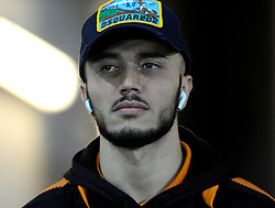 Romain Saiss of Wolverhampton Wanderers looks on - Mandatory by-line: Nizaam Jones/JMP- 17/01/2018 - FOOTBALL - Liberty Stadium- Swansea, Wales - Swansea City v Wolverhampton Wanderers - Emirates FA Cup third round proper
