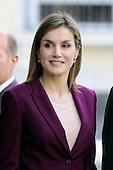 Queen Letizia BBVA Foundation