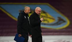 Burnley manager Sean Dyche - Mandatory by-line: Jack Phillips/JMP - 23/11/2020 - FOOTBALL - Turf Moor - Burnley, England - Burnley v Crystal Palace - English Premier League