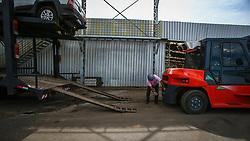 Sede da Leilões Pestana, em Nova Santa Rita, RS. FOTO: Jefferson Bernardes/ Agência Preview