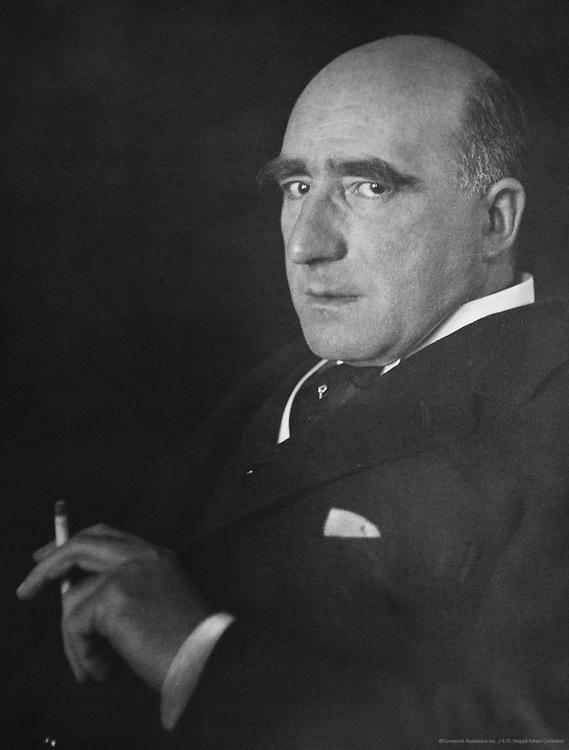 Arthur Pinero, dramatist, England, UK, 1912