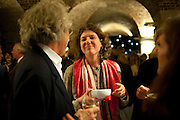SIGRID RAUSING; , The opening night of The Mysteries Ð Yiimimangaliso at the Garrick Theatre. Aftershow party in The Crypt, St Martin-in-the-Fields, Trafalgar Square, London. 15 September 2009.<br /> SIGRID RAUSING; , The opening night of The Mysteries ? Yiimimangaliso at the Garrick Theatre. Aftershow party in The Crypt, St Martin-in-the-Fields, Trafalgar Square, London. 15 September 2009.