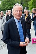 80e verjaardag van Prof. mr. Pieter van Vollenhoven in theater Figi in Zeist<br /> <br /> 80th birthday of Prof. dr. Pieter van Vollenhoven in the Figi theater in Zeist<br /> <br /> Op de foto / On the photo:   Elco Brinkman