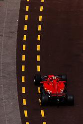 May 24, 2018 - Montecarlo, Monaco - 05 Sebastian Vettel from Germany with Scuderia Ferrari SF71H during the Monaco Formula One Grand Prix  at Monaco on 24th of May, 2018 in Montecarlo, Monaco. (Credit Image: © Xavier Bonilla/NurPhoto via ZUMA Press)