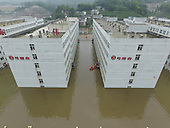 Heavy Rain causes floods in China