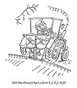 'Old MacDonald had a farm E1I, E4I, O2H'