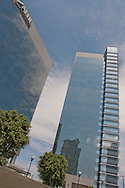 Mexico city, Santa Fe: The most important area for financial services and corporate.