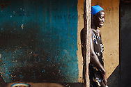 Sudanese at Awer Internally Displaced Persons Camp, northern Uganda