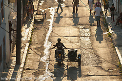 Sergio Morales. Havana Cuba, 2011<br /> <br /> Limited Edition Print from an edition of 20. Photo ©2011 Michael Lichter.
