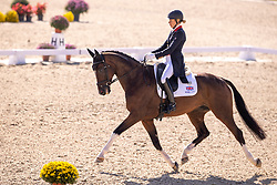 Taylor Izzy, GBR, Monkeying Around<br /> FEI EventingEuropean Championship <br /> Avenches 2021<br /> © Hippo Foto - Dirk Caremans<br />  23/09/2021