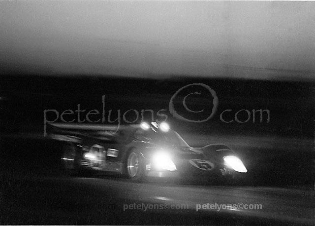 Penske Ferrari at Sebring 1971