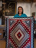 Edison Eskeets, trader, Hubbell Trading Post, Ganado, Arizona