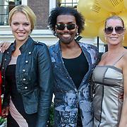 NLD/Amsterdam/20110525 - Presentatie The Luery List #1, Prinses Inge, Myrthe Clark, Norwood Young, Minou Schoute, Eve Lauren