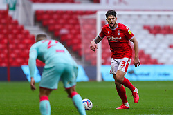 Tobias Figueiredo of Nottingham Forest  - Mandatory by-line: Nick Browning/JMP - 29/11/2020 - FOOTBALL - The City Ground - Nottingham, England - Nottingham Forest v Swansea City - Sky Bet Championship