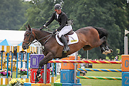 ONE OF A KIND II ridden by Matthew Heath during the final jumping event at Bramham International Horse Trials 2016 at  at Bramham Park, Bramham, United Kingdom on 12 June 2016. Photo by Mark P Doherty.