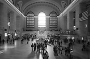 Grand Central Terminal - often incorrectly called Grand Central Station, or shortened to simply Grand Central - is a terminal station at 42nd Street and Park Avenue in Midtown Manhattan in New York City, United States. Built by and named for the New York Central Railroad in the heyday of American long-distance passenger trains, it is the largest train station in the world by number of platforms.