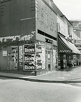 1960 Stores on Hollywood Blvd. at Hudson Ave.