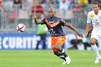FOOTBALL - FRENCH CHAMPIONSHIP 2011/2012 - L1 - STADE BRESTOIS v MONTPELLIER HSC - 17/09/2011 - PHOTO PASCAL ALLEE / DPPI - SOULEYMANE CAMARA (MON)