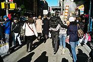 Fifth Avenue. New York