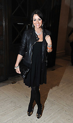 MARTINE McCUTCHEON at the launch of Nokia's 'Comes With Music' held at the Bloomsbury Ballroom, 37-63 Bloomsbury Square, London WC1 on 21st October 2008.