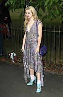 Anais Gallagher, Serpentine Galleries summer party, Kensington Gardens, London UK, 28 June 2017, Photo by Richard Goldschmidt