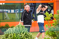Rolland Courbis  - 30.06.2015 - Reprise de Montpellier - 2015/2016<br />Photo : Alexandre Dimou / Icon Sport