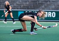 AMSTELVEEN - Felice Albers (A'dam)   tijdens de  training van de dames van Amsterdam (AH&BC) voor de eerste competitiewedstrijd. COPYRIGHT KOEN SUYK