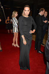 ARABELLA DRUMMOND at the GQ Men of The Year Awards 2016 in association with Hugo Boss held at Tate Modern, London on 6th September 2016.