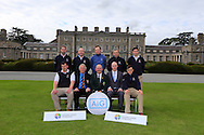Westport runners up in the AIG Junior Cup Final at the AIG Cups & Shields National Finals, Carton House, Maynooth, Co Kildare.<br /> Picture Golffile | Fran Caffrey
