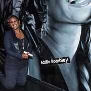 NLD/Amsterdam/20140415 - DVD presentatie Ladies of Soul, Edsilia Rombley
