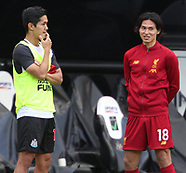 Newcastle v Liverpool 26/07 Edinburgh Elite