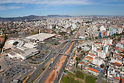 Belo Horizonte_MG, Brasil.<br /> <br /> Na foto o processo de duplicacao da avenida Cristiano Machado em Belo Horizonte, Minas Gerais.<br /> <br /> In the photo the duplication process of Cristiano Machado avenue in Belo Horizonte, Minas Gerais.<br /> <br /> Foto: RODRIGO LIMA / NITRO