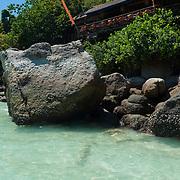 On The Rocks unusual restaurant on the trees, Ko Lipe, Thailand
