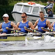 Race 21 - QM - Leander & Brookes vs Danske & Roforeningen