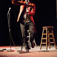 Zach Broussard as Katt Willimas - Schtick or Treat 2012 - November 4, 2012 - Littlefield