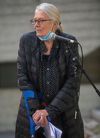 Vanessa Redgrave  at the National Theatre to support  the appeal to raise funds to support jobs across the Arts Photo by Mark Anton Smith