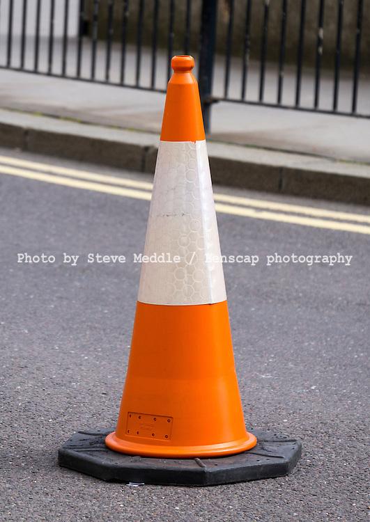Traffic Cone - Aug 2013.