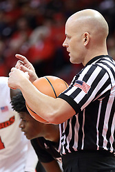 07 January 2018:  Kipp kissinger during a College mens basketball game between the Missouri State Bears and Illinois State Redbirds in Redbird Arena, Normal IL