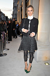 LAURA BAILEY at a reception hosted by Vogue and Burberry to celebrate the launch of Fashions Night Out - held at Burberry, 21-23 Bond Street, London on 10th September 2009.