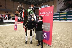 Werth Isabell (GER) - Satchmo<br /> JBK Horse Show Odense 2010<br /> © Hippo Foto - Leanjo de Koster
