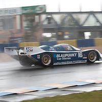 #16 Porsche 962, Legends Race, Le Mans 24H, 2012