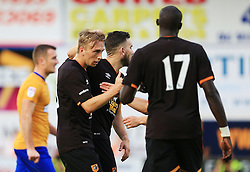 Jarrod Bowen of Hull City celebrates after scoring his sides first goal  - Mandatory by-line: Matt McNulty/JMP - 19/07/2016 - FOOTBALL - One Call Stadium - Mansfield, England - Mansfield Town v Hull City - Pre-season friendly
