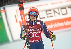 Federica Brignone (ITA) reacts during 2nd Run of Ladies' Giant Slalom at 57th Golden Fox event at Audi FIS Ski World Cup 2020/21, on January 16, 2021 in Podkoren, Kranjska Gora, Slovenia. Photo by Vid Ponikvar / Sportida