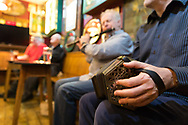 """The """"Traditional Music Tour"""" in the Cathedral Quarter in Belfast, Northern Ireland"""